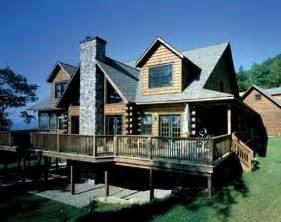 hillside cabin plans hillside house plans house plans home designs