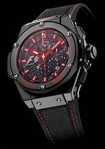Montre Hublot Geneve : la cote des montres la montre hublot king power f1 monza une king power hublot au nom ~ Nature-et-papiers.com Idées de Décoration