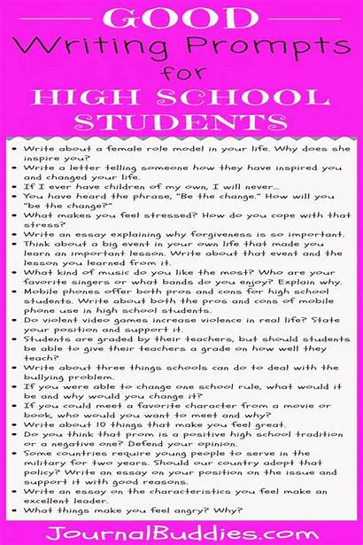 Writing Essay Prompts Students Skills Classroom Help
