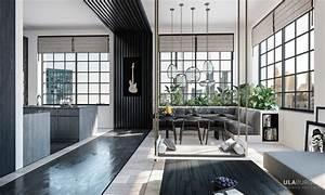 Industrial, Interior, Design