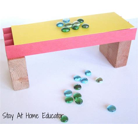 build and test in bridges theme in preschool 358 | Bridgest Unit in Preschool Stay At Home Educator 1000x897