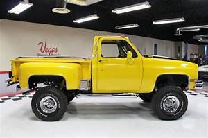 1981 Chevrolet K10 Pickup  4 Wheel Drive And Much More