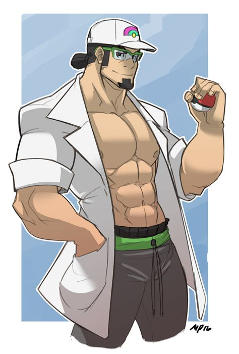 pokemon professor kukui gay mega porn pics
