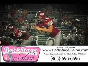 Oak Ridge High School Wildcats Week 2 - YouTube