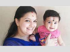 Saranya Mohan With Cute Son & Husband Aravind Krishnan
