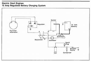 Diagram  16hp Briggs And Stratton Re Wiring Diagram Full