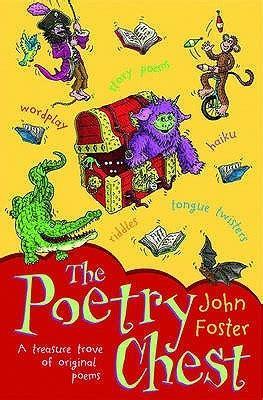 poetry chest  john foster