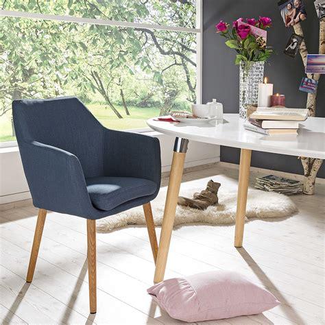 Stuhl Petrulli, Hellgrau  4 Fuß Stühle Stühle
