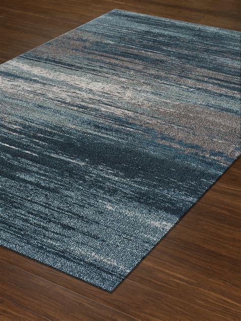 modern teal premium polypropylene rug soft