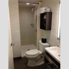 Small But Functional Bathroom  Picture Of Hotel Felix