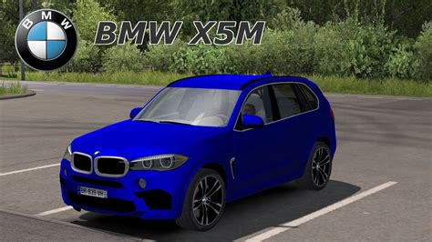 Mod Bmw X5 Truck Simulator 2 by Bmw X5m 2016 V 1 0 Mod For Ets 2