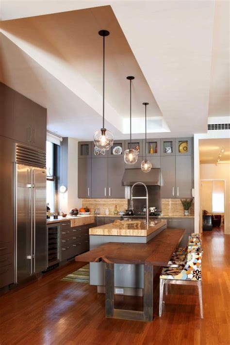 original kitchen hanging lights ideas digsdigs