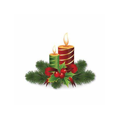 Christmas Candles Social Night Ivvcc Monday Special