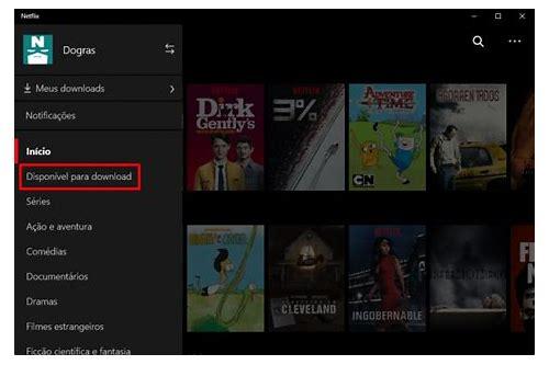 netflix baixar de aplicativo do windows 8.1