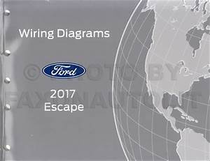 2002 Ford Escape Wiring Diagram