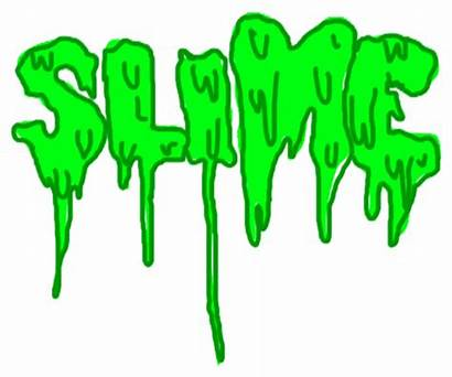 Slime Transparent Animated Text Slimes Cool Giphy