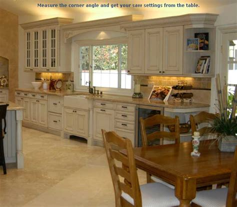 why dont kitchen cabinets go to the ceiling how to install crown molding on cabinets that don t go the