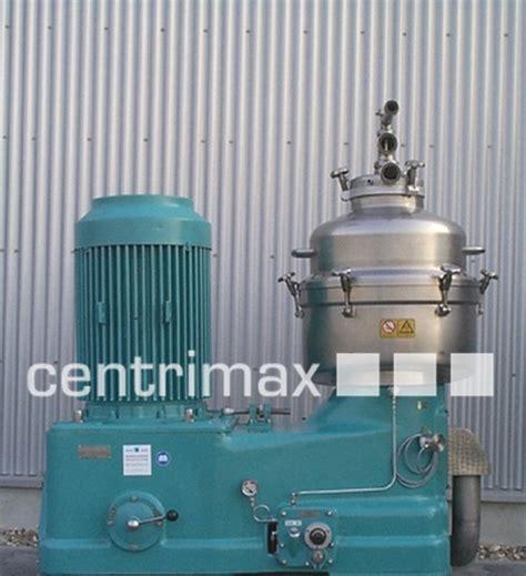 feux  alfa laval nozzle separators