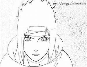 Sasuke Uchiha Sketch by ZetsuXZ on DeviantArt