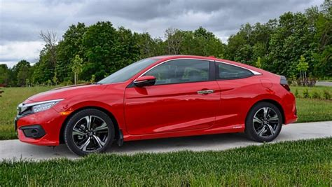 2017 Civic Coupe Review by 2017 Honda Civic Coupe Review Future Motoring