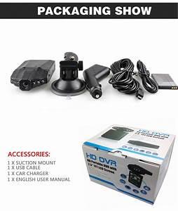 Cheap Gift Full Hd 1080p Vehicle Blackbox Dvr User Manual