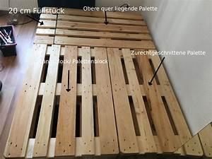 Matratze Für Palettenbett : bett aus paletten so baust du dir ein eigenes bett aus paletten ~ Eleganceandgraceweddings.com Haus und Dekorationen