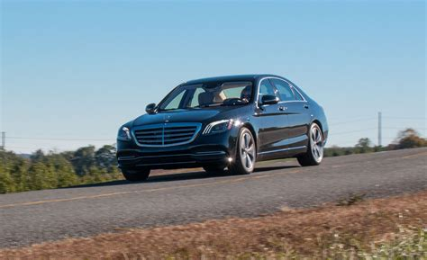 The lowest monthly installment starts. 2018 Mercedes-Benz S450 First Drive   Review   Car and Driver