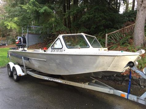 Yamaha Jet Boats Moncton by 21 Foot Welded Aluminum Outboard Jet Boat Port Alberni Tofino