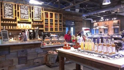 terrain home garden cafe opens today  westport ct