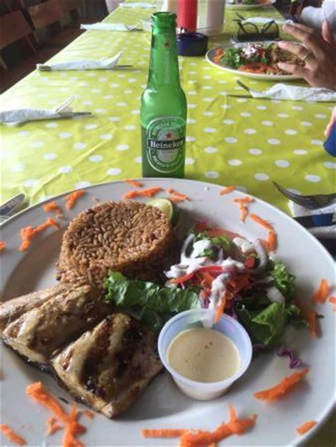 cuisine typique cuisine typique antillaise photo de caribbean creole