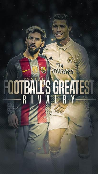 Messi Ronaldo Wallpapers Cool Iphone Wallpapertag