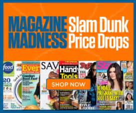 Discount Mags Sale - Magazine Madness, Save up to 95% off ...
