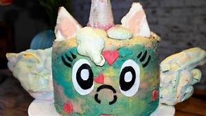 Einfache My Little Pony Torte Regenbogen Einhorn Torte