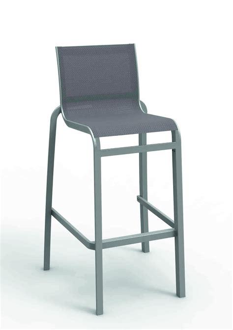 chaise haute grise chaise haute sunset noir volcanic toile grise