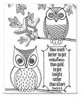 Wisdom Coloring Than Better Colouring Canvas Zulily Much Felt Tip sketch template