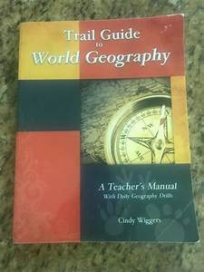Trail Guide To World Geography A Teacher U0026 39 S Manual W  Daily