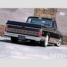 1984 & 1972 Chevrolet Trucks  Hot Rod Network