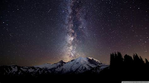 Milky Way Galaxy Wallpapers Top Free