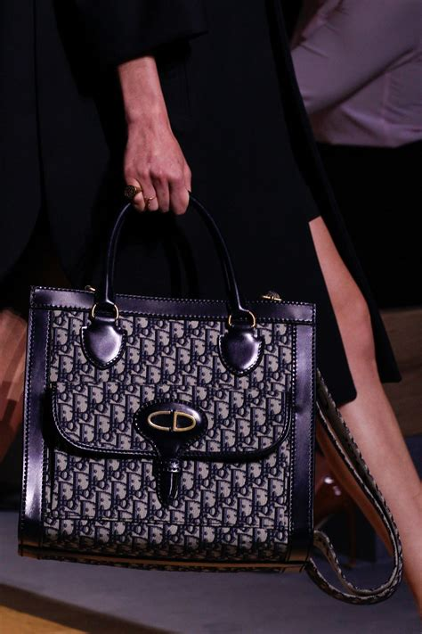 dior springsummer  runway bag collection spotted fashion