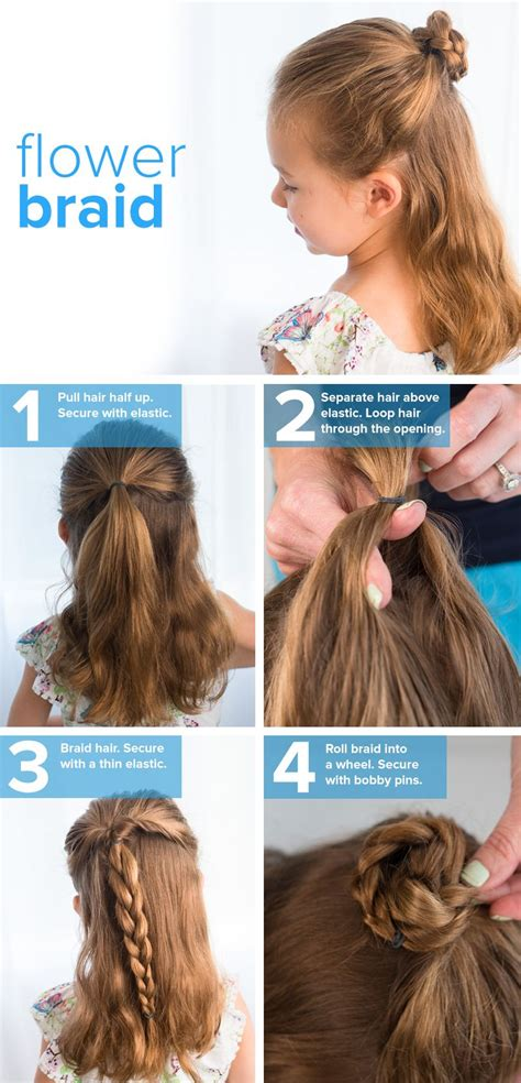 5 easy back to school hairstyles for girls Easy