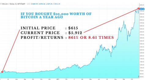 In a year, the bitcoin is worth $100. Bitcoin vs Alt Coins Returns: Comparison of Gains in Bitcoin vs Alt Coins