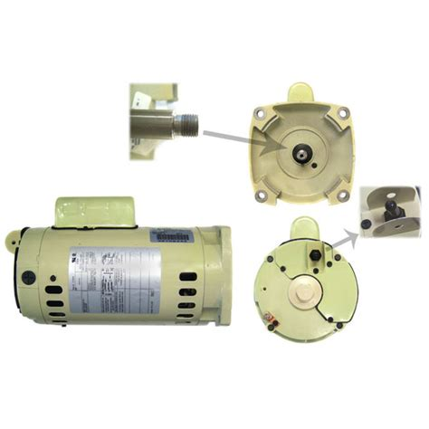 Pentair Speed Superflo Whisperflo Pump Motor