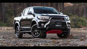 Toyota Hilux 2017 : 2017 toyota hilux trd youtube ~ Accommodationitalianriviera.info Avis de Voitures