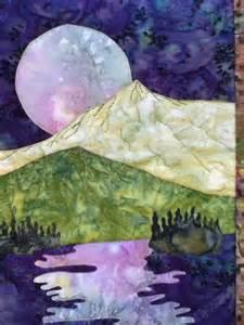 Landscape Quilts Patterns