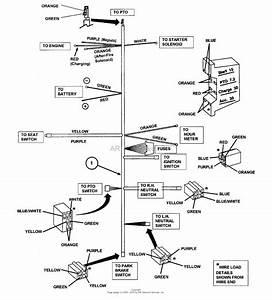 Snapper Pro 7085674   52 U0026quot  Mower Deck Series 2 Parts Diagram For