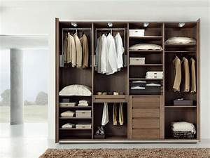 oak wardrobe with sliding doors essenza by domus arte With porte d armoire coulissante