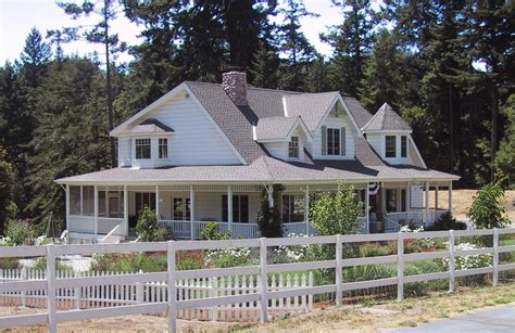 house plans with large front porch single story house plans with large front porch