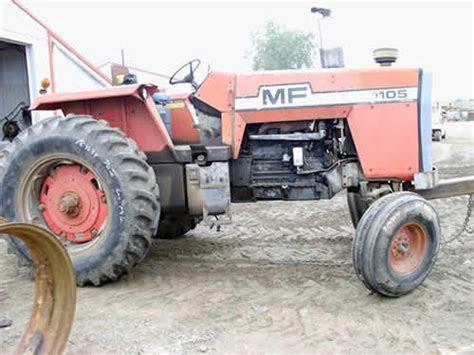 salvaged massey ferguson 1105 tractor for used parts eq by all states ag parts massey ferguson ag equipment tractor parts tractors used parts