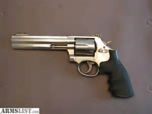 Smith and Wesson 357 Magnum Revolver Models