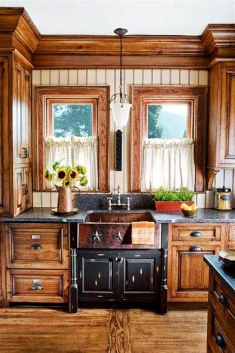 amazing rustic kitchen design  ideas   instaloverz